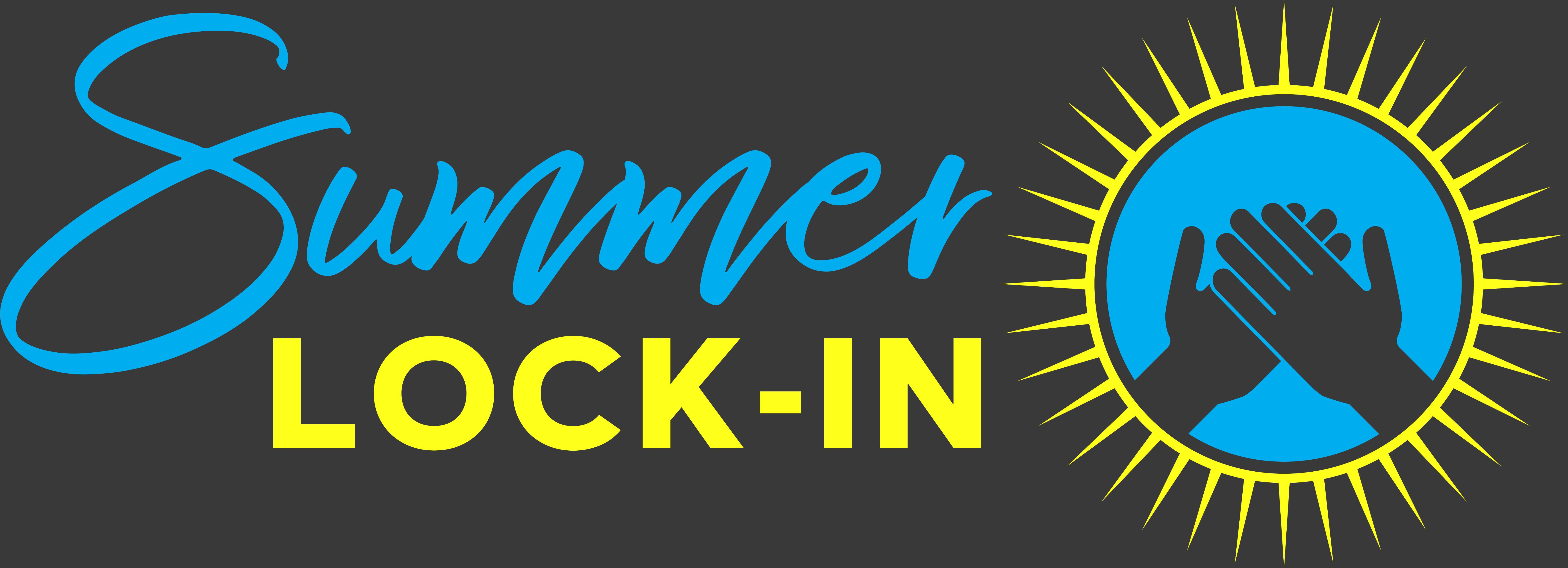Summer Lock-in logo