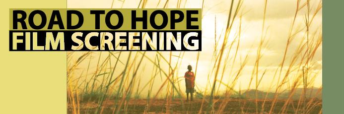 Road to Hope Film Screening logo