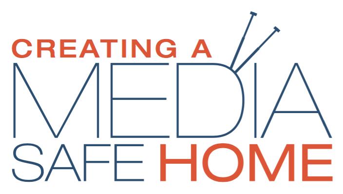 Creating a Media Safe Home logo
