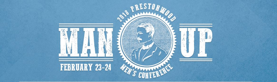 Men's Conference at Prestonwood logo