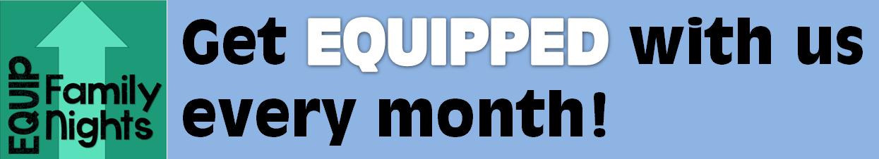Equip Family Nights logo