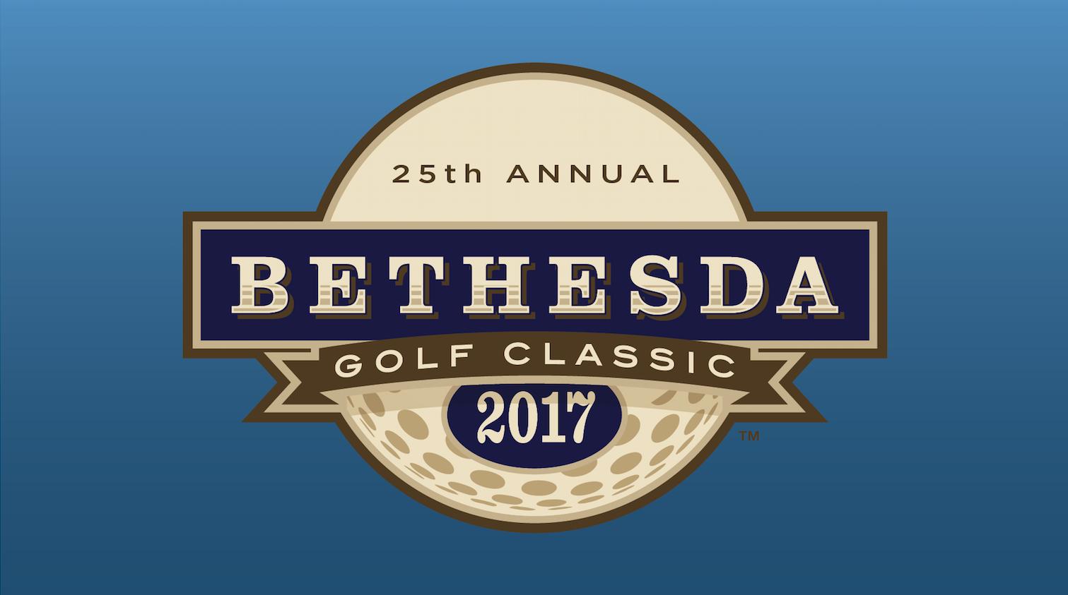 Bethesda Golf Classic logo