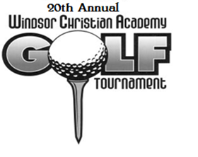 2018 WCA Golf Tournament logo