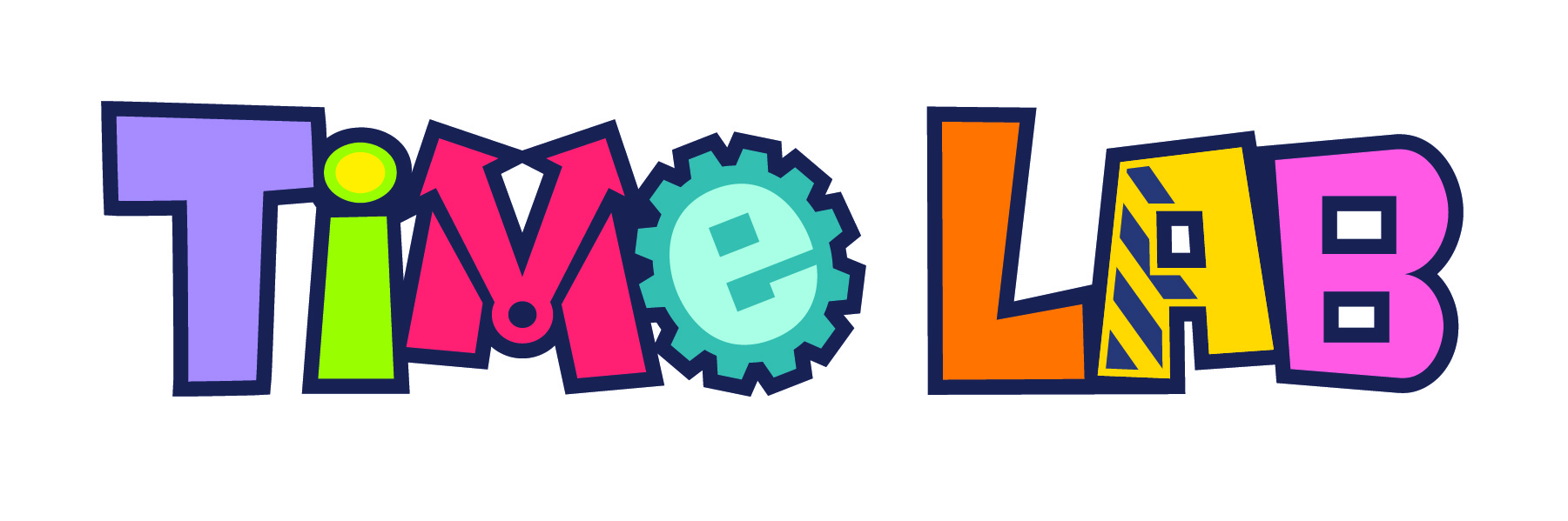 Time Lab - 2018 VBS logo