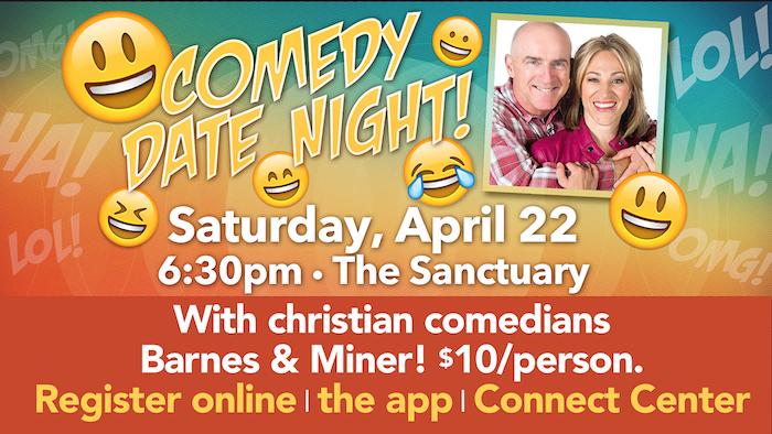 Comedy Date Night logo