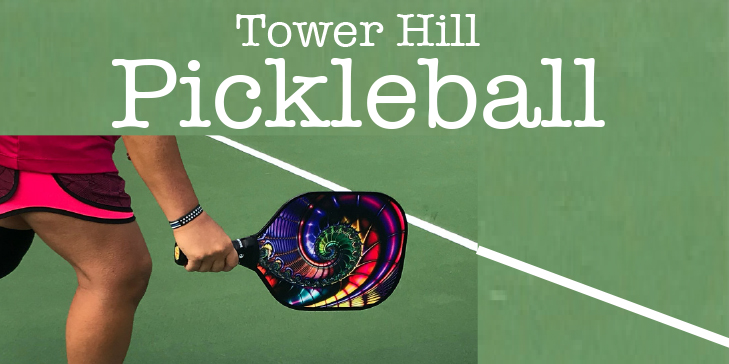 Tower Hill Pickleball Registration logo
