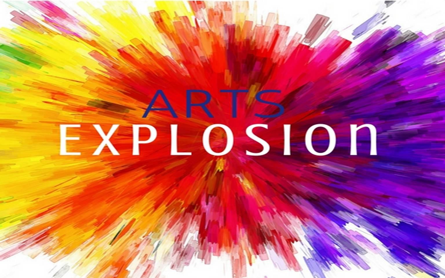 Ladies Night-Arts Explosion logo