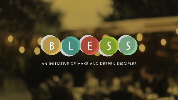 BLESS Training 2018 logo