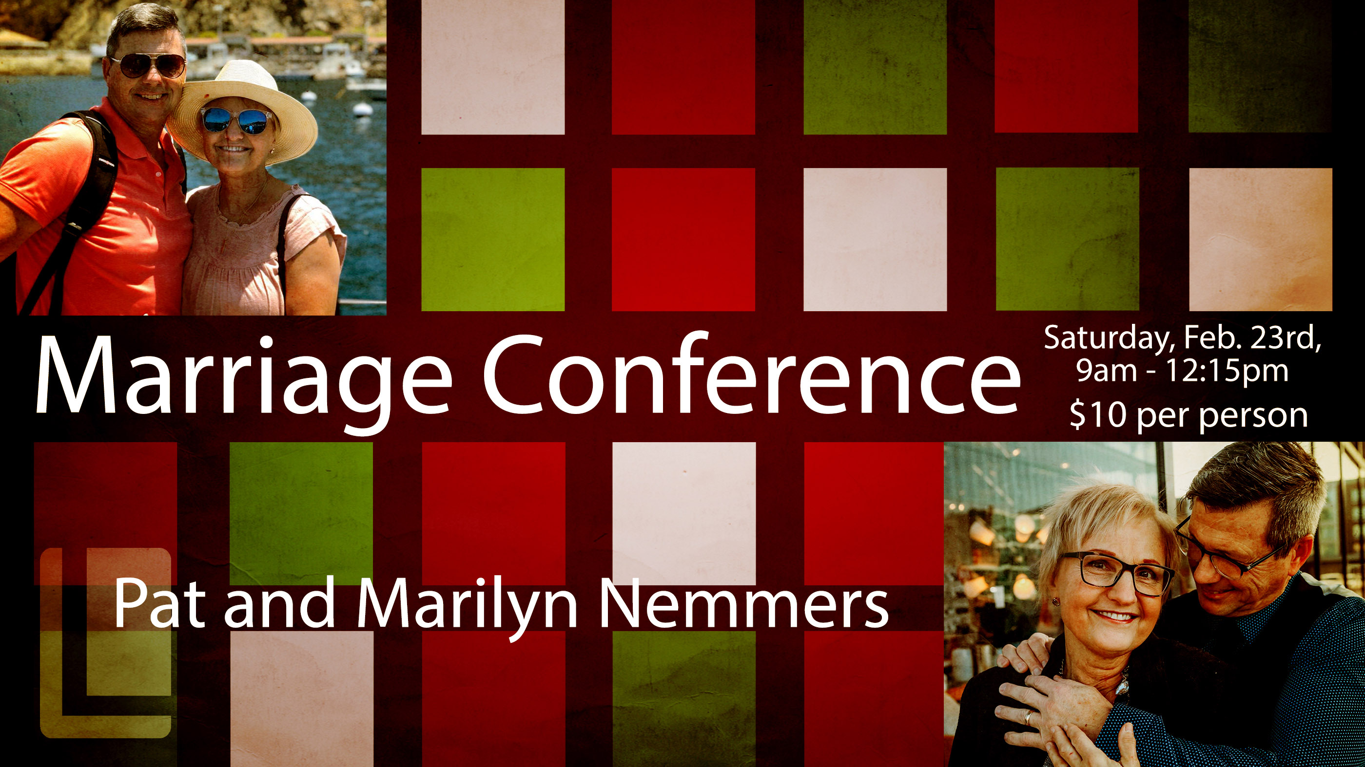 Marriage Conference logo