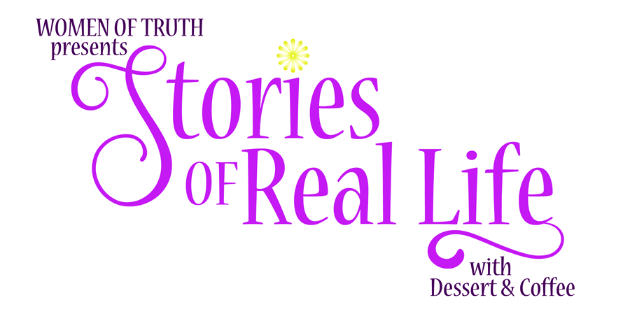 Stories of Real Life logo
