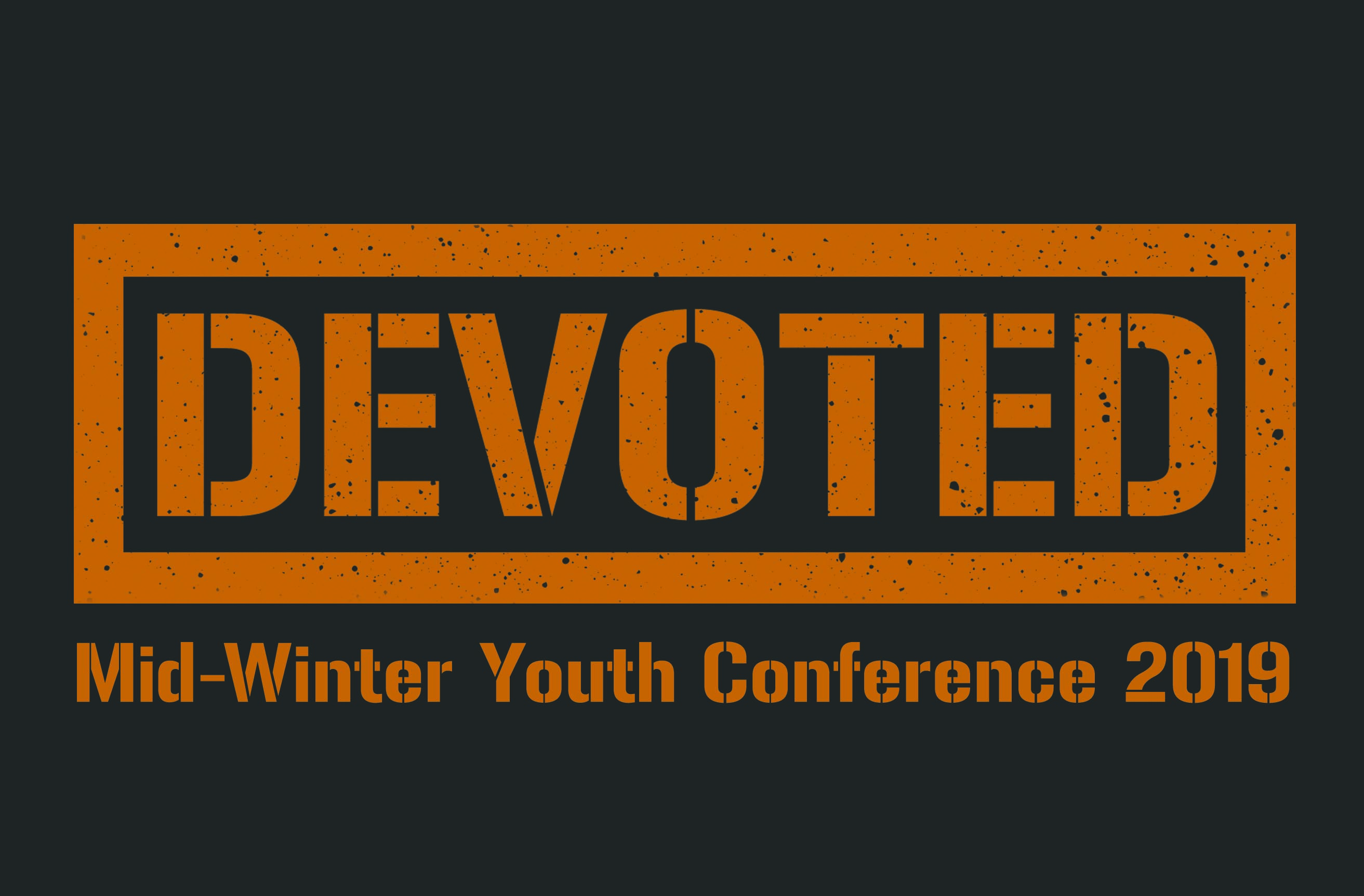 Mid-Winter Youth Conference 2019 Exhibitor Registration logo