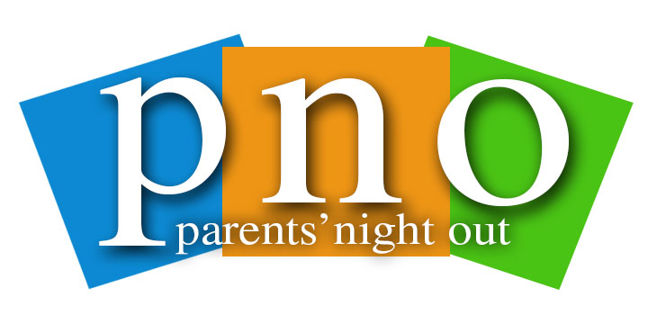 Parents Night Out February 9th logo