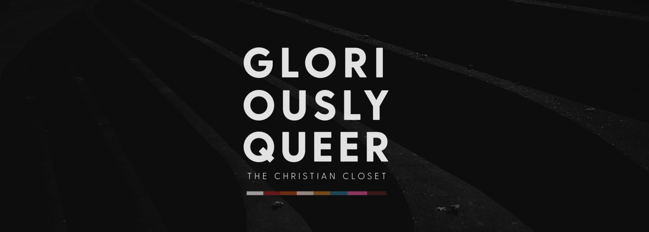 Gloriously Queer - The Christian Closet x New Abbey Event logo