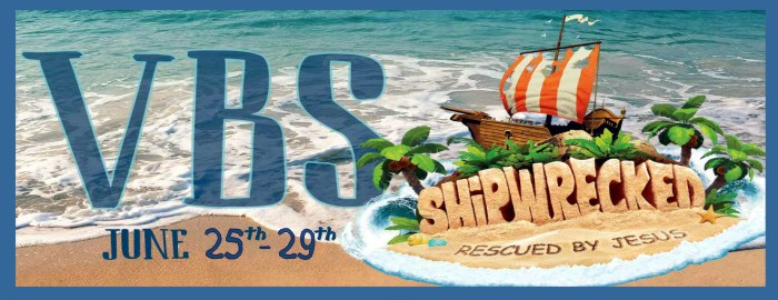 - Vacation Bible School - Wildwood logo