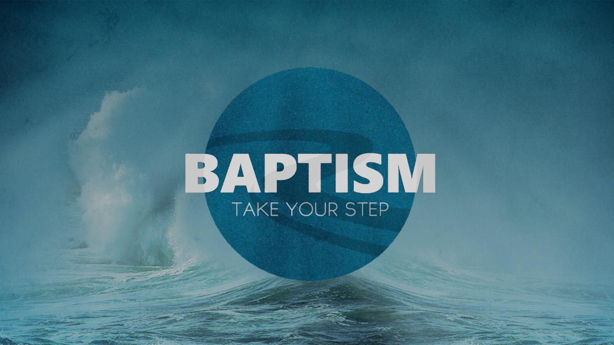 Baptism at the Park logo