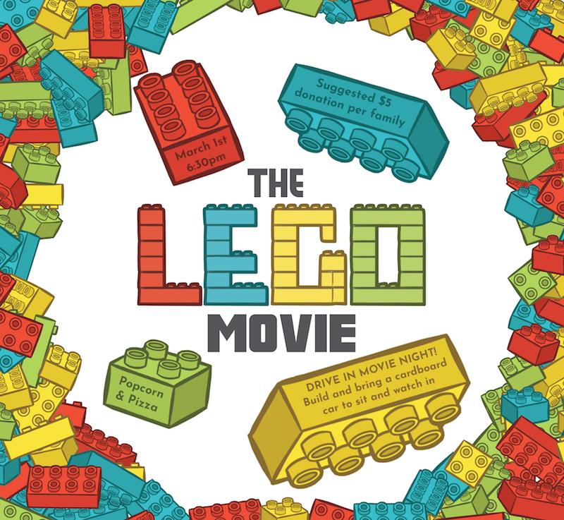 Drive-In Movie Night logo