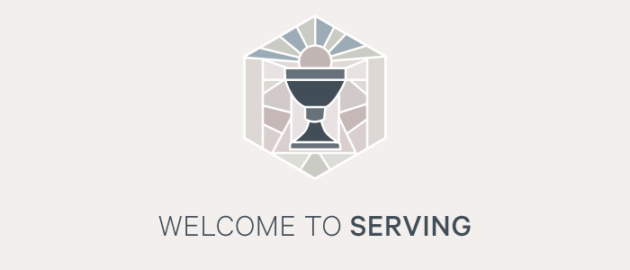 Welcome to Serving Dinner - May 22 logo