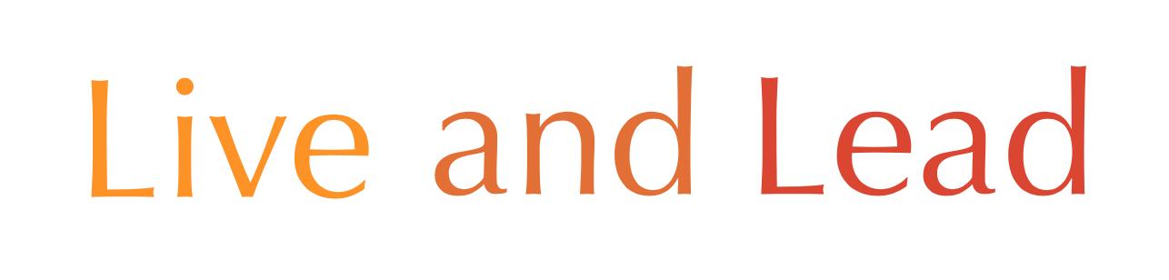 Live & Lead Leadeship Class logo