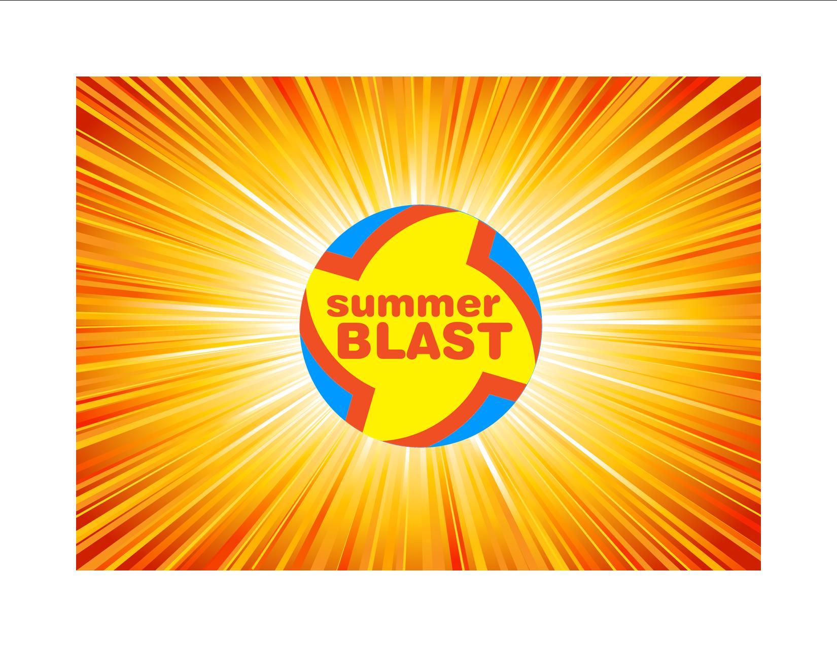 Summer Blast 2018 logo