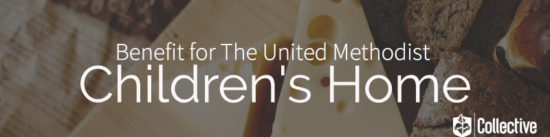 Benefit for the United Methodist Children's Home logo