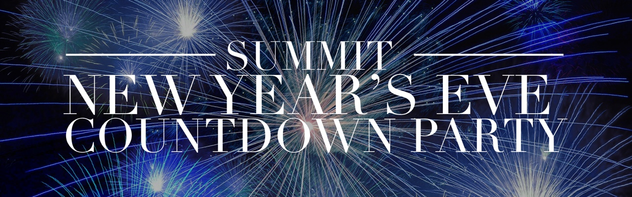 Summit NYE Party logo