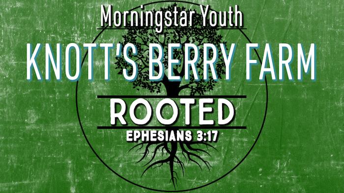 3rd-12th Grade Knott's Berry Farm logo
