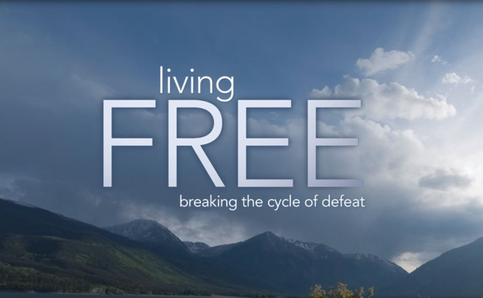 Women of God | Living Free: Breaking the Cycle of Defeat logo