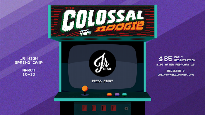 Colossal Noogie 2018 logo