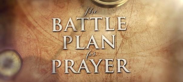The Battle Plan for Prayer logo