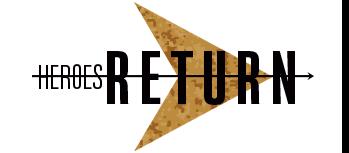 The Heroes Return logo