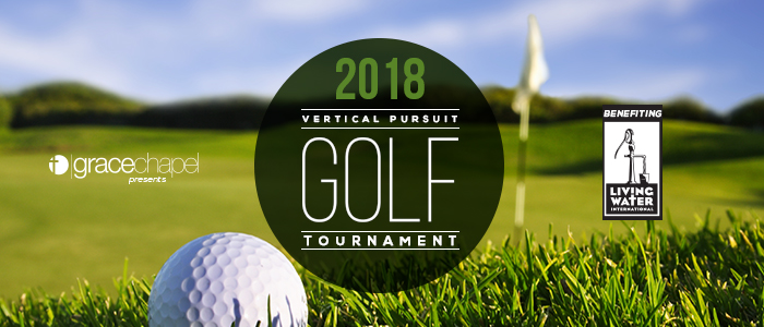Vertical Pursuit Golf Tournament logo