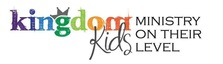 Kingdom Kids logo