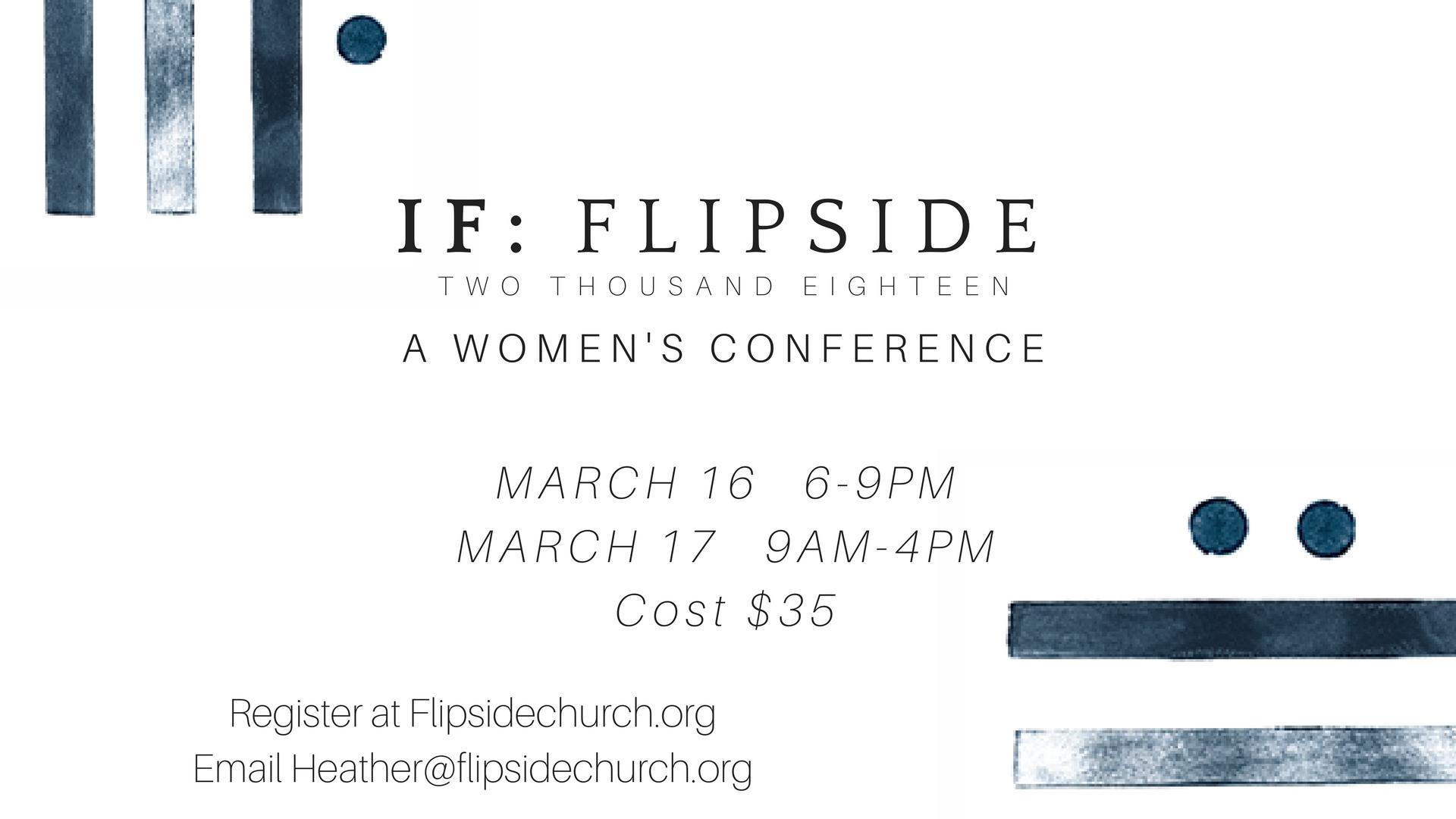 IF:Gathering Flipside logo