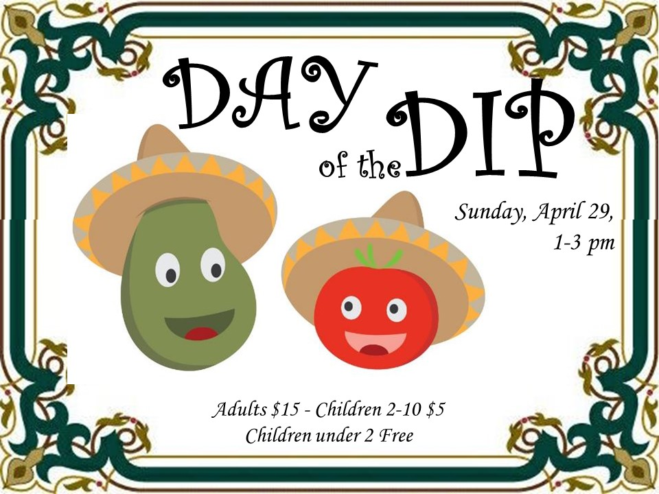 Day of the Dip: Salsa and Guacamole Showdown logo