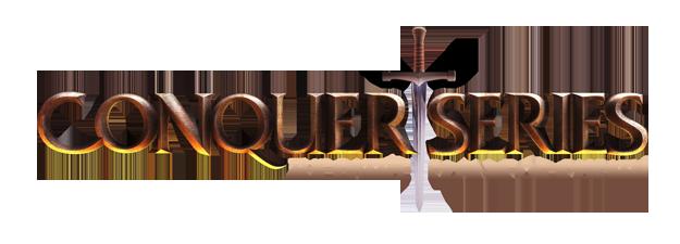 Conquer Series Weekend logo