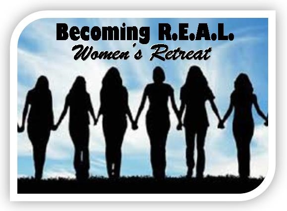 JCC's Becoming R.E.A.L. Women's Retreat logo
