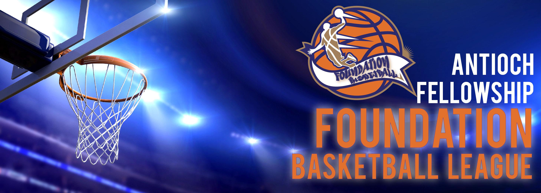 2018 Foundation Basketball League logo