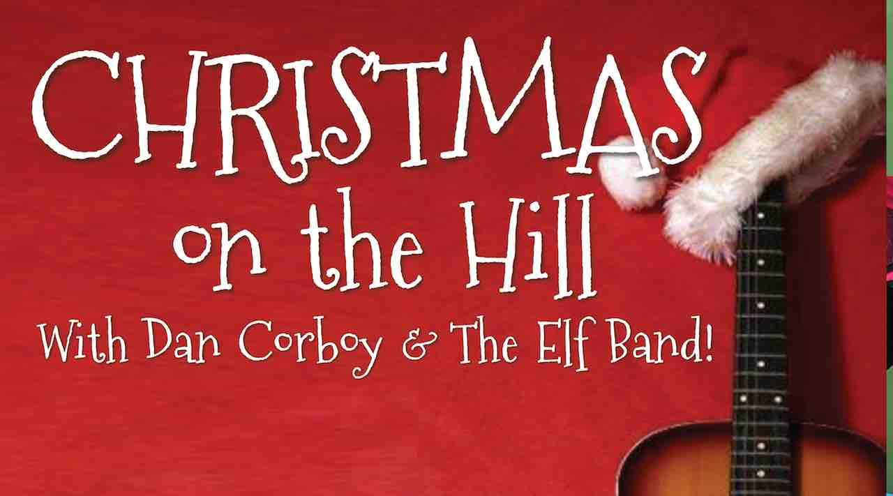 Christmas on the Hill Volunteer Registration logo
