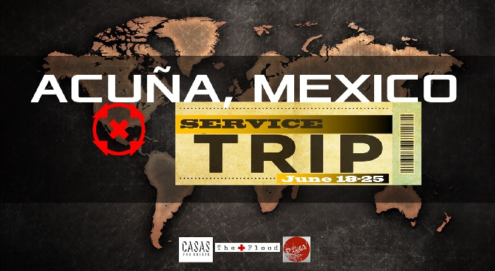 Acuna Mexico Service Trip logo