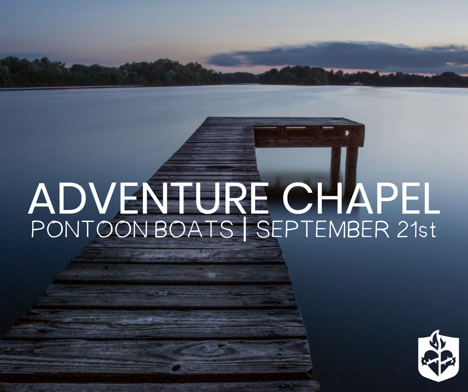 Adventure Chapel | St. John's River logo