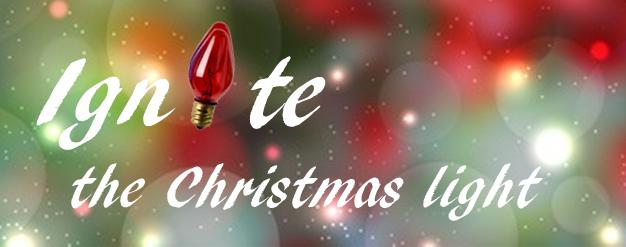 Ignite the Christmas Light! logo