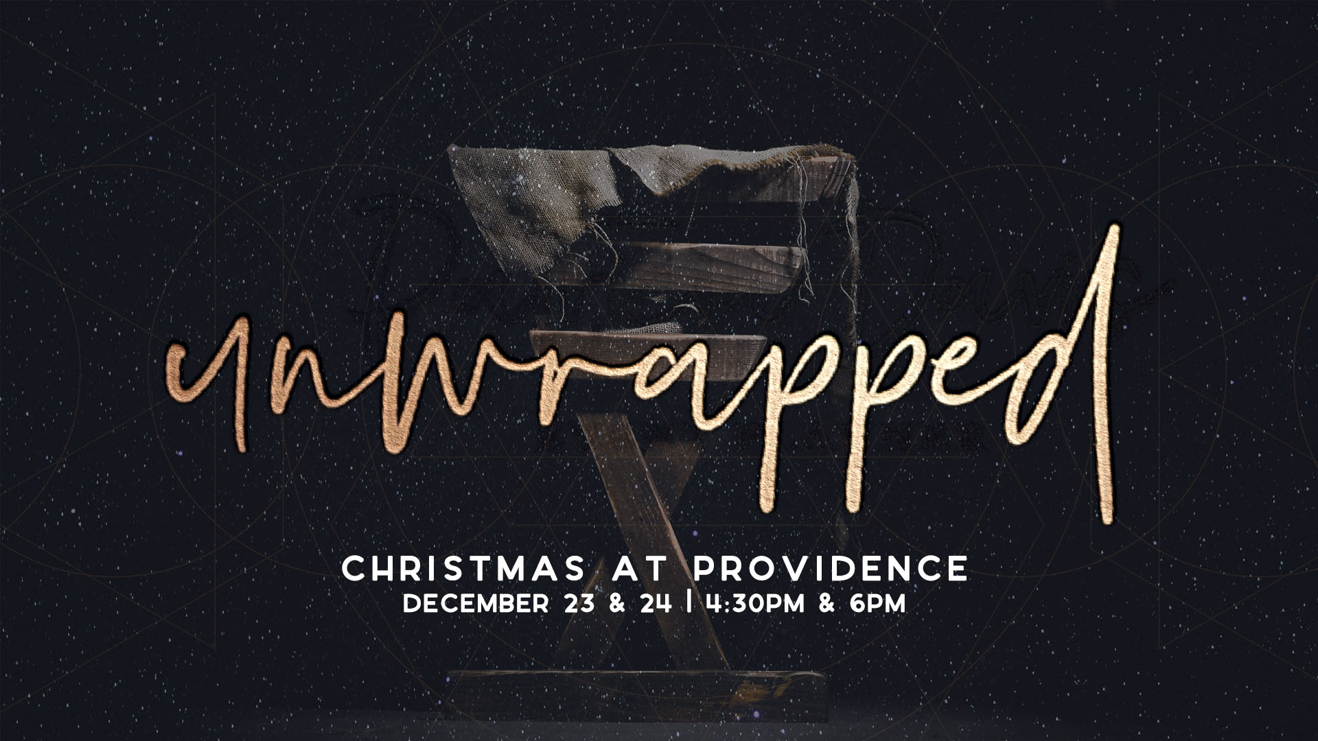 Providence Christmas Services 2018 logo