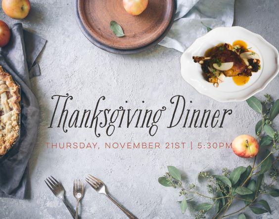 Campus House Thanksgiving logo