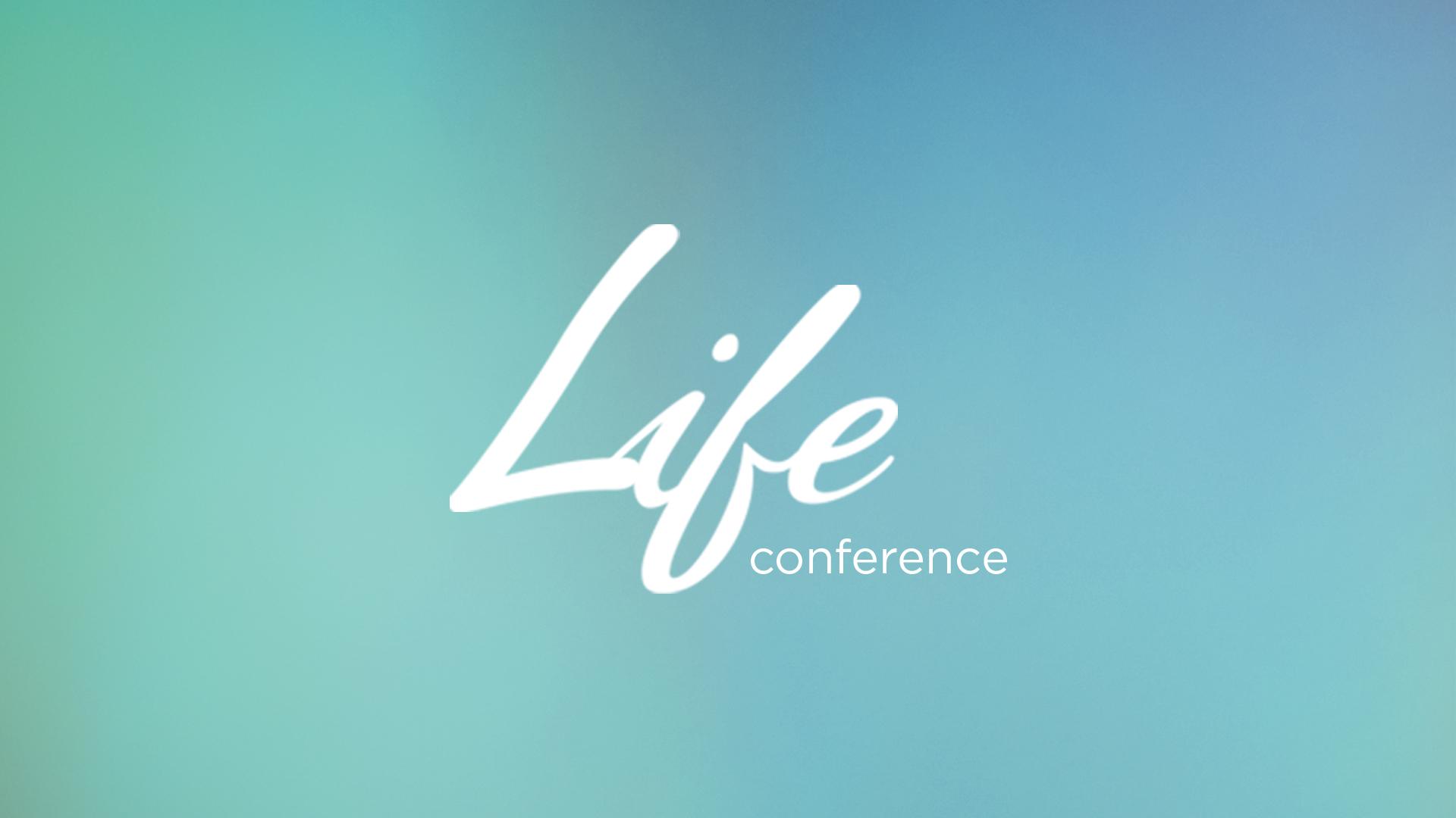 Life Conference Fall 2017 logo