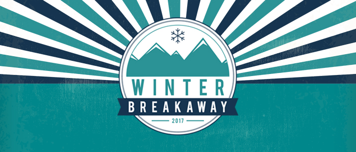 Winter Breakaway - 2018 logo