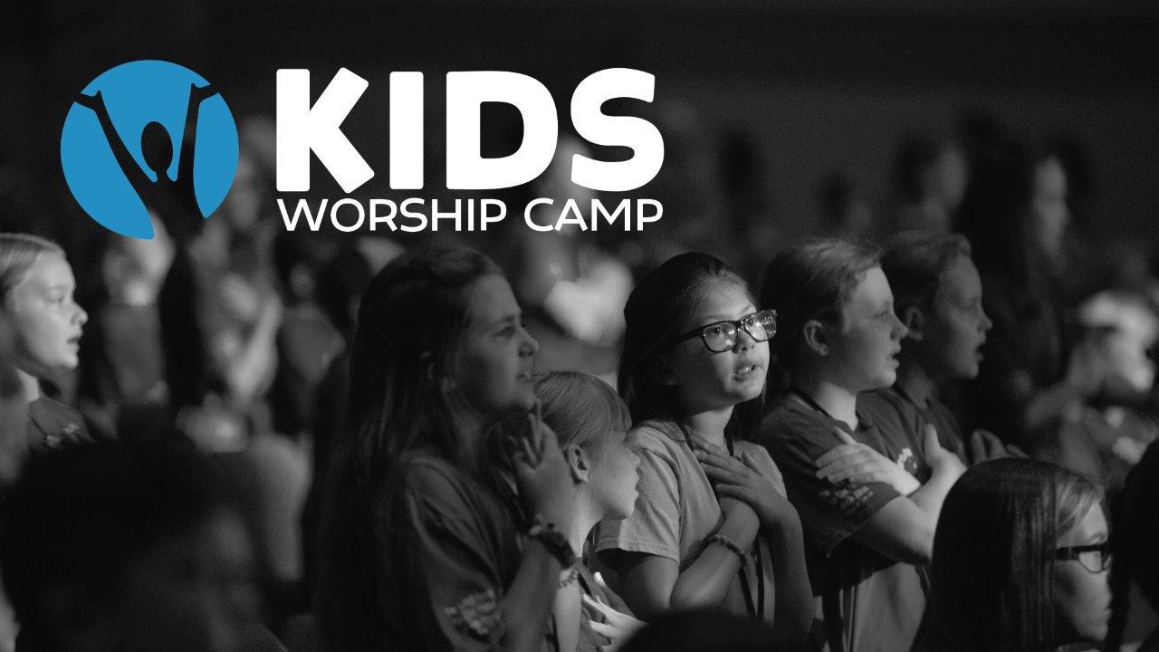 Kids Worship Camp 2019 logo