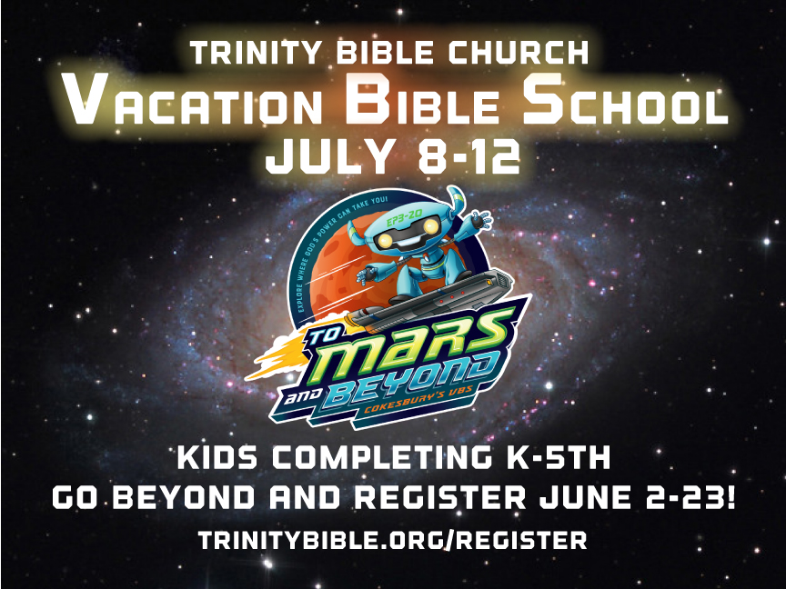 VBS 2019 To Mars and Beyond logo