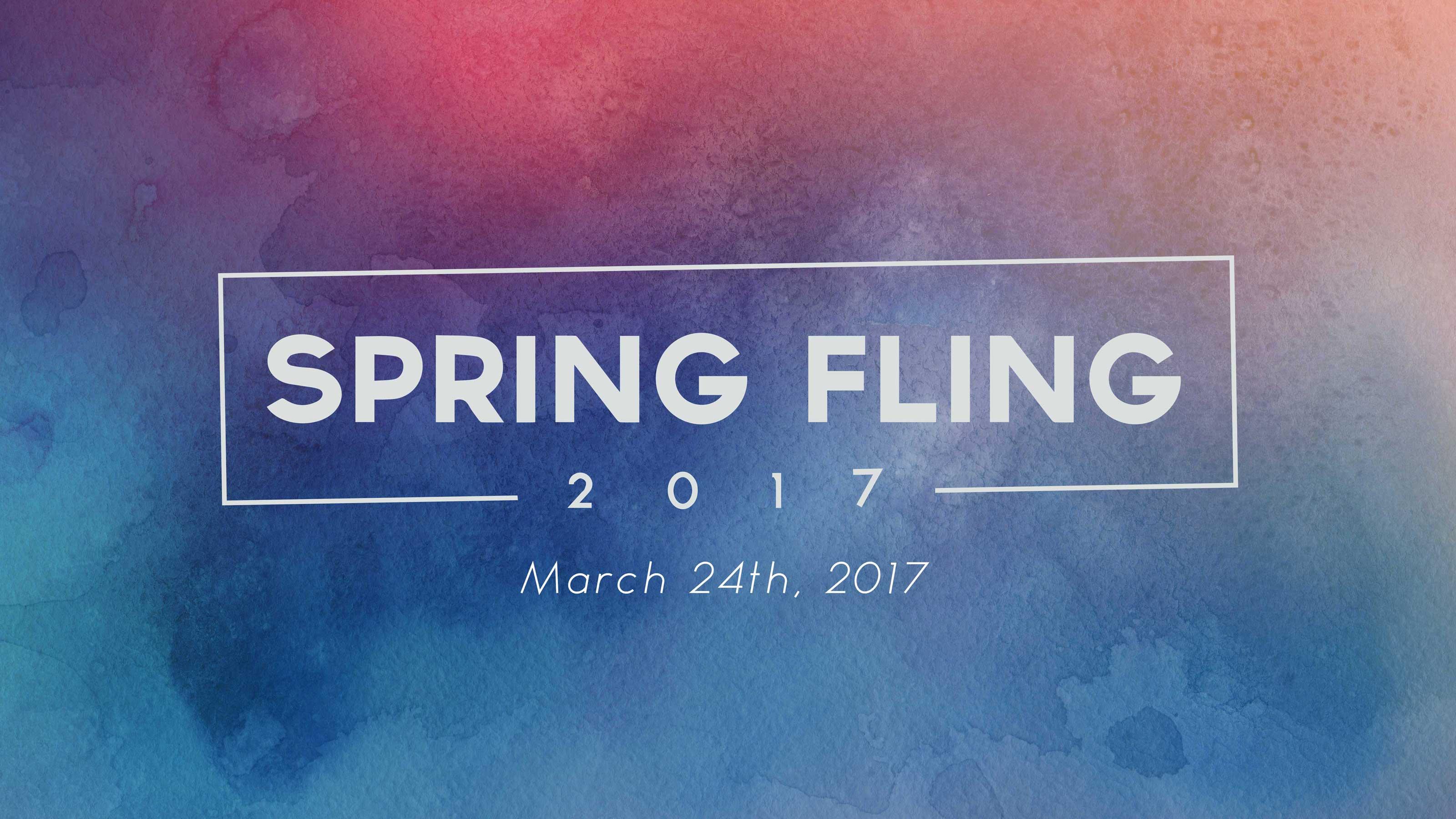 Fusion Spring Fling (All-Nighter) logo