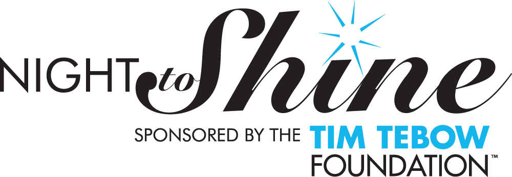 Night to Shine Guest of Honor Registration logo