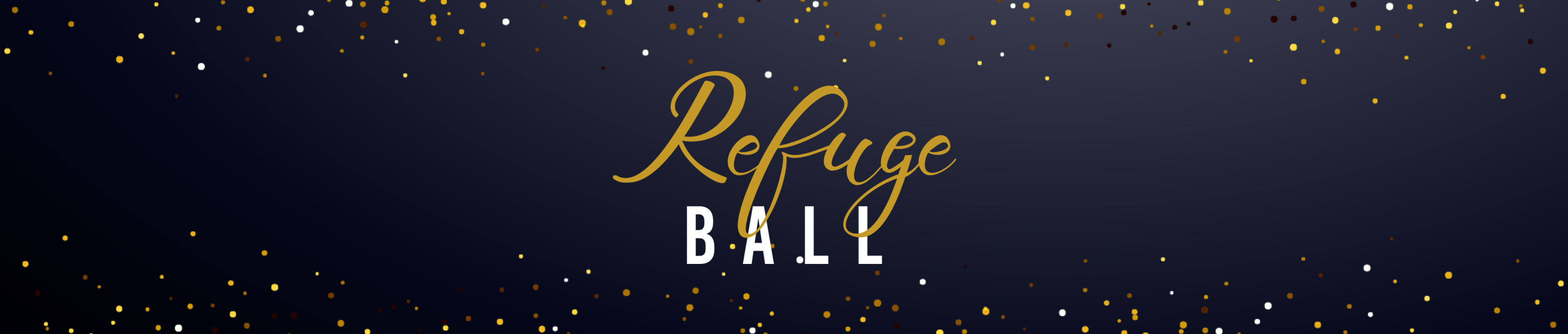 Refuge Ball - 2018 logo